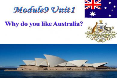 《Why do you like Australia》PPT课件2