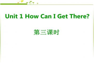 《How can I get there》PPT课件7