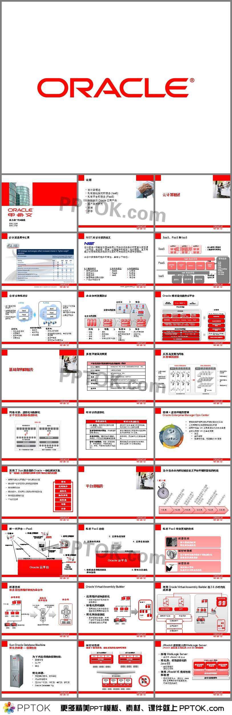 Oracle-云�算架��ppt